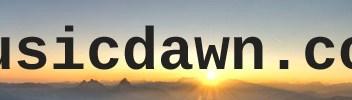 Musicdawn.com logo