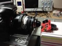 Optik Aufbau 2