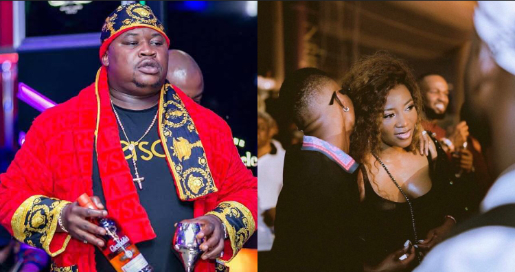 "I go do person juju o"" – Cubana chief priest warns Wizkid to stay away from Genevieve Nnaji"