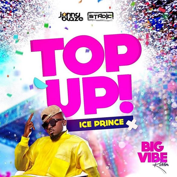 Music : Ice Prince – Top Up