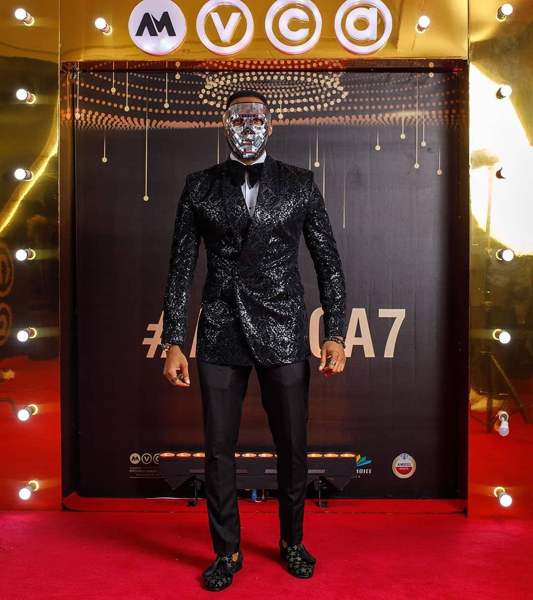 #AMVCA7: These Celebrities Did Not Let the Coronavirus Stop their Slay