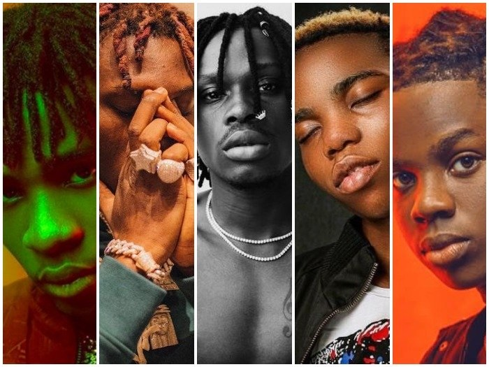 Talk zone || If You're To Drop Two Of These Artistes And Never Listen To Their Song Again, Who And Who Is Going?