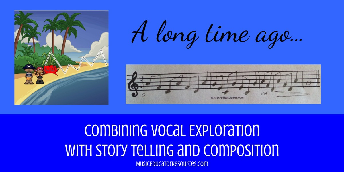 Combining vocal exploration with story telling and composition im collaborating with my music teacher blog friends at musiced blogs on facebook to discuss all the different ways we teach melody biocorpaavc Image collections
