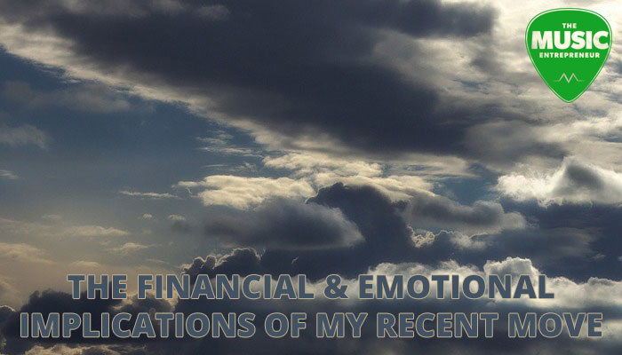The Financial & Emotional Implications of My Recent Move