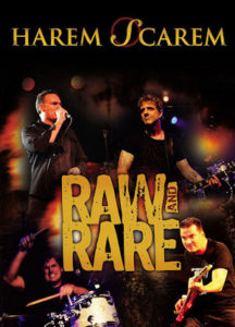 Harem Scarem - Raw & Rare