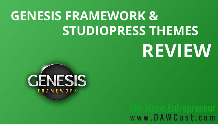Genesis Framework & StudioPress Themes Review