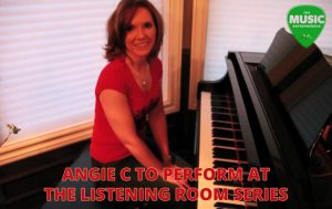 Angie C to Perform at The Listening Room Series at Café Blanca