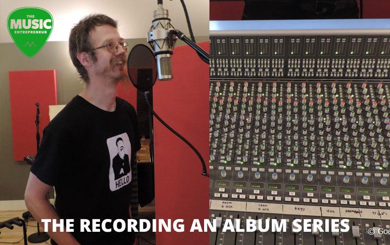 The Recording An Album Series