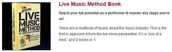 Live Music Method Book
