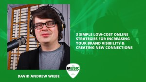 Online strategies you can use as a musician