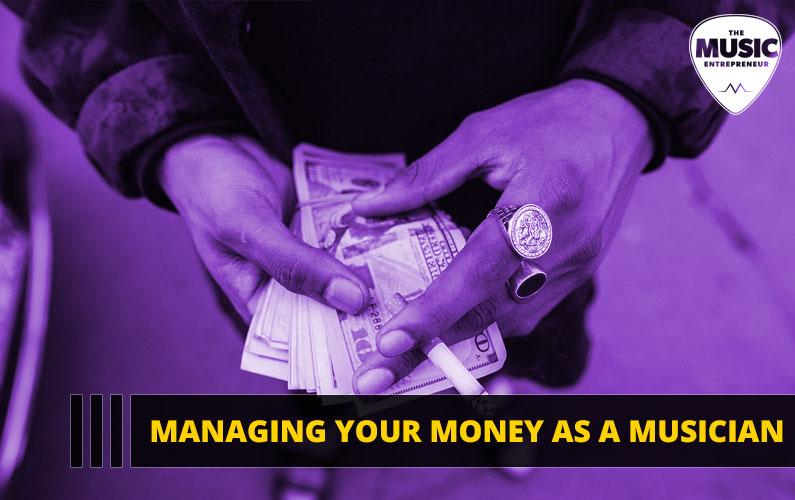066 – Managing Your Money as a Musician