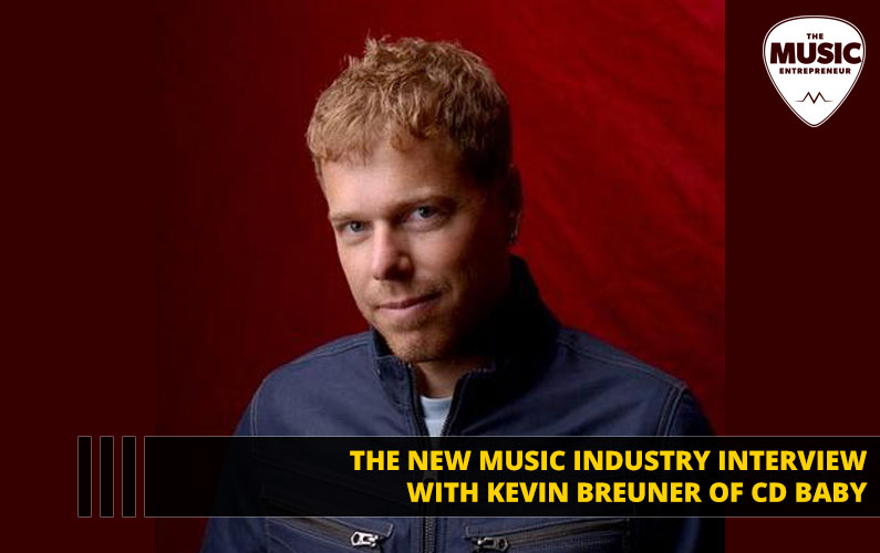 106 – What is the DIY Musician Conference? – with Kevin Breuner of CD Baby