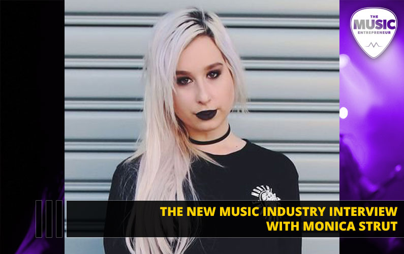 125 – Getting the Most Out of Your Social Media Marketing as a Musician – with Monica Strut