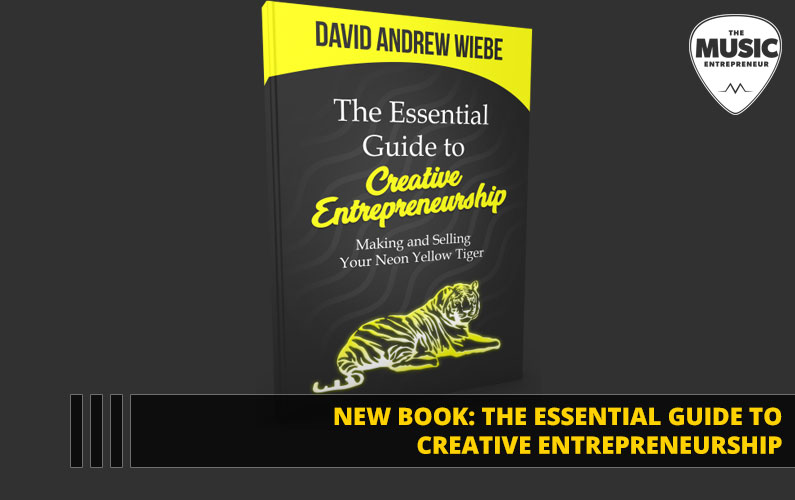 133 – New Book: The Essential Guide to Creative Entrepreneurship