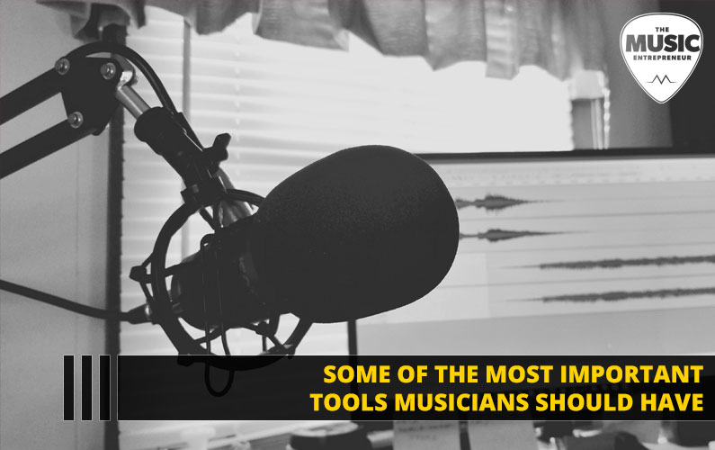 Some of the Most Important Music Tools Musicians Should Have