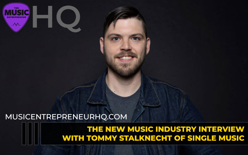 155 – How to Use Shopify to Sell Your Music – with Tommy Stalknecht of Single Music
