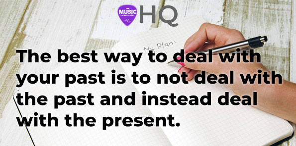 How to deal with the past