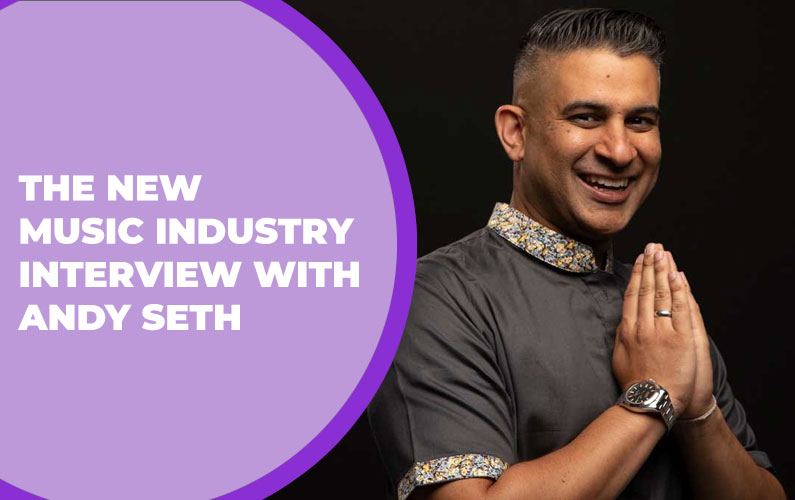200 – Bling – with Author, Entrepreneur, Musician Andy Seth