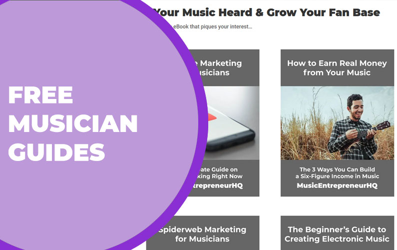 Free Musician Guides
