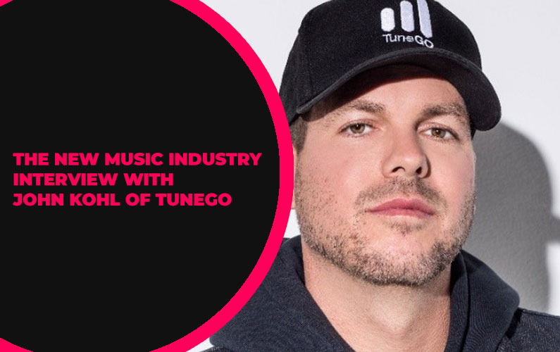 248 – Get Your Music Distributed & Tap into More Revenue Streams – with John Kohl of TuneGO