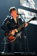 The Black Keys Live - Wells Fargo Center - Philadelphia, Pa - Steve Trager014