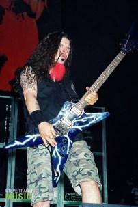 Dimebag Darrell Live Archives 1994 -2001 - Photos - Steve Trager022