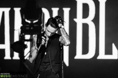 Andy Black || Highline Ballroom, NYC 05.27.16