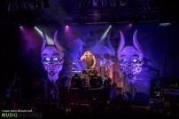 Trivium at Majestic Music Club in Bratislava