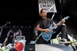 Coldrain    Warped Tour 2016, Holmdel NJ 07.17.16