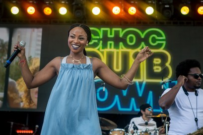 ChocQuibTown at OZY Fusion Festival 2016 by Coen Rees