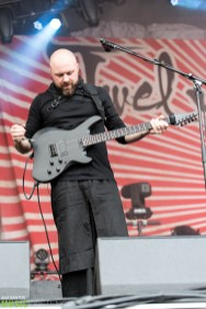Twelve Foot Ninja || Rock Allegiance, Chester PA 09.18.16