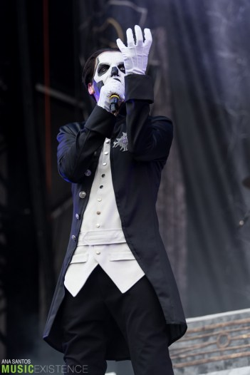 Ghost || Rock Allegiance, Chester PA 09.18.16