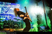 Megadeth - 10/5/16 Sears Centre - Hoffman Estates, IL.