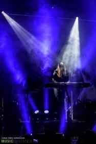 Kamelot at Majestic Music Club in Bratislava
