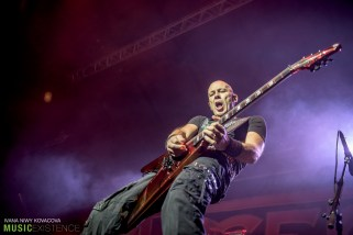 Accept at Gasometer in Vienna