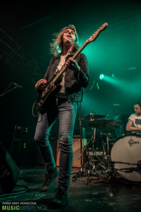 The Xcerts at Arena in Vienna