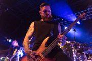 In Flames || Sayreville, NJ 05.02.17