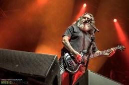 Slayer at Nova Rock 2017