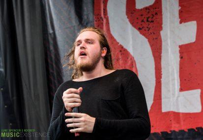 Wage War at Self Help Fest in Orlando, FL