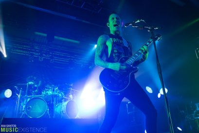 Trivium || Playstation Theater, NYC 11.03.17