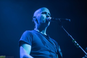 Moby performing at Rough Trade NYC