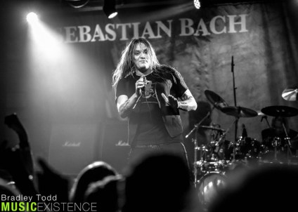 Sebastian Bach - 7/13/18 Concord Music Hall - Chicago, IL. (Photo by Bradley Todd)