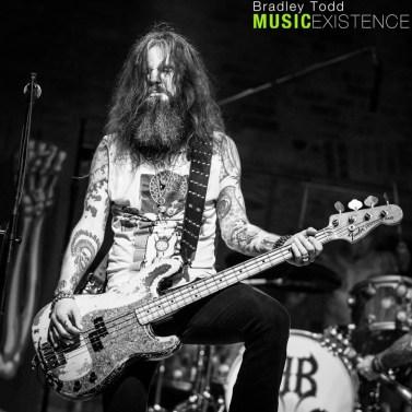 Jan Legrow of Beasto Blanco 7/19/18 (Photo by Bradley Todd)