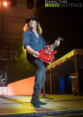 Foreigner - 8/11/18 Wisconsin State Fair - Milwaukee, WI. (Photo by Bradley Todd - All Rights Reserved)