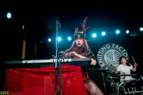 Le Butcherettes at Knitting Factory