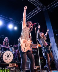 Tyler Bryant & The Shakedown - 4/11/19 The Forge - Joliet, IL. (Photo by Bradley Todd - All Rights Reserved)