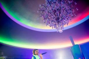 Tierra Whack at Rainbow Room