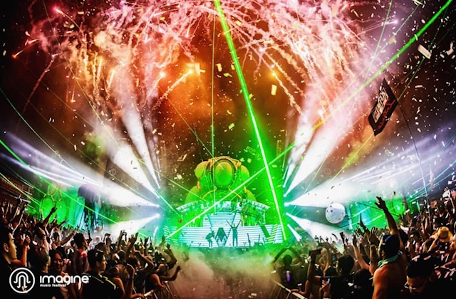 Imagine Music Festival Steps It Up For 5th Year Anniversary