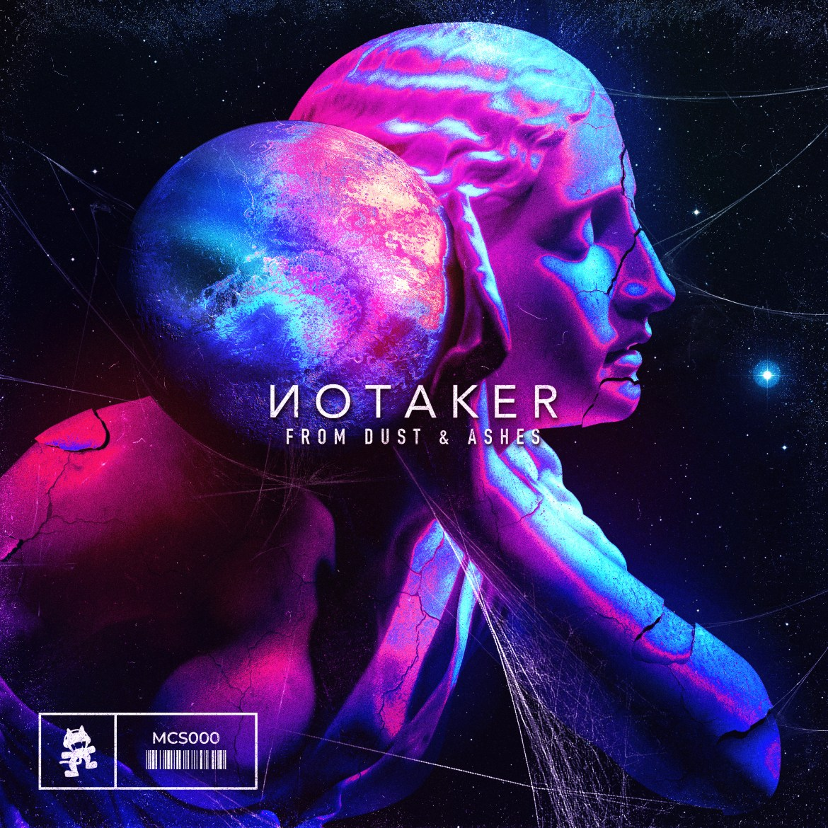 Notaker Delivers Explosive Progressive Single 'From Dust to Ashes' out now via Monstercat