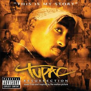 Tupac Resurrection DVD cover